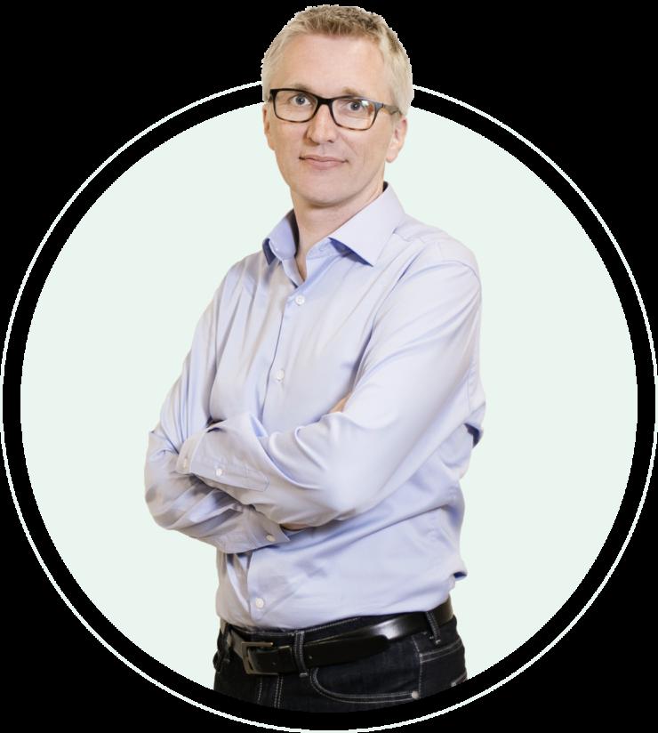 Øystein Skjesol Caddiesoft Norge. hire app developers